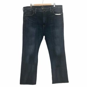 Lucky Brand 181 Relaxed Straight Jeans 46 x 32